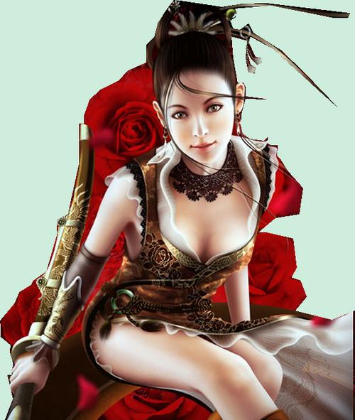 samourai fille3